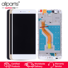 5.5'' Original Display For HUAWEI Y7 Prime LCD Replacement Touch Screen with Frame For HUAWEI Y7 Prime 2017 LCD Enjoy 7 Plus