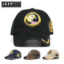 цена на JEEP SPIRIT Brand Washed Cotton Baseball Cap 2019 Snapback Hat For Men Women Dad Hat Embroidery Casual Cap Casquette Hip Hop Cap