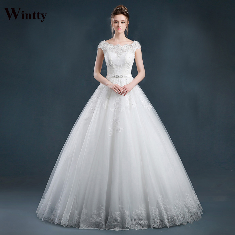 Buy wintty vestidos de novia high quality for Shop online wedding dresses