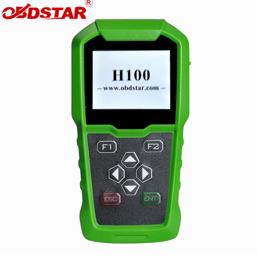 OBDSTAR H100 For Ford/Mazda Auto Key Programmer Supports 2017/2018 Models like F250/F350 new brand quality obdstar f 100 f100 auto key programmer no need pin code support new models and odometer f100
