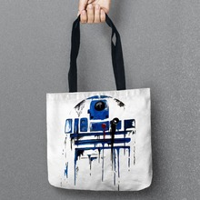 Star Wars Linen Shopping Bag