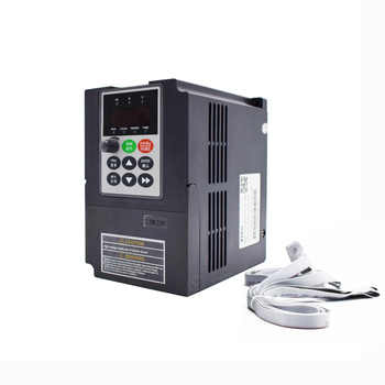 CNC Spindle Kit 0.8KW 220V 5A 65*188mm 0.33NM 400HZ High Speed Spindle Motor+ 1.5KW VFD+ ER11 Collects for Woodworking Engraving