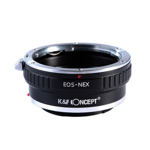 Image 2 - K & F קונספט מתאם עבור Canon EOS EF הר לסוני NEX 7 6 5R 5T A5000 A5100 a6000 A6300 A6400 A6500 A7 A7II A7R A73 A9