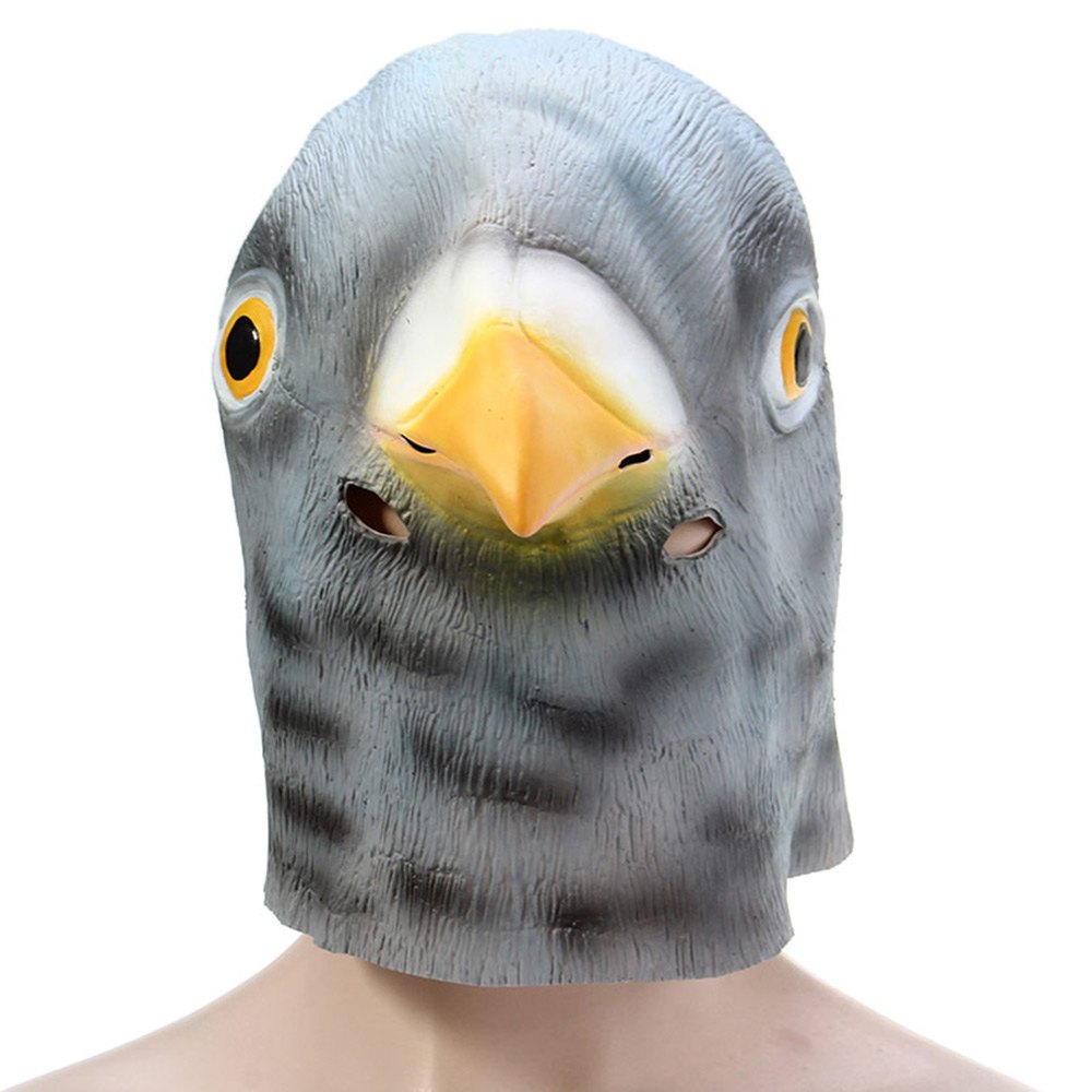 Aliexpress.com : Buy New Arrival Artificial Halloween Latex Pigeon ...