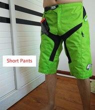 Motocross pantalones cortos ricing moto downhill offroad riding motorcycle equitación pantalones cortos unisex deporte al aire libre ropa qp028