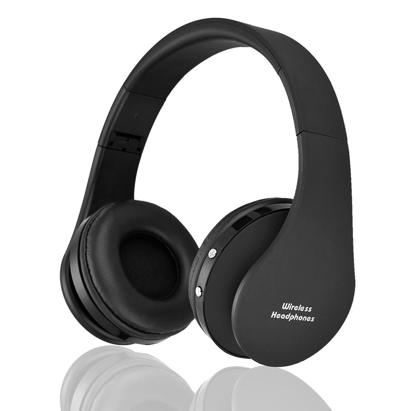 Bluetooth Headset Wireless Headphones Stereo Foldable Sport Earphone Microphone headset bluetooth earphone SUN8252 Free Shipping