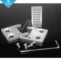 DIY 3D Printer Ultimaker 2 UM2 Extended Olsson Block Interchangeable Nozzle Heat Sink Kit For 1