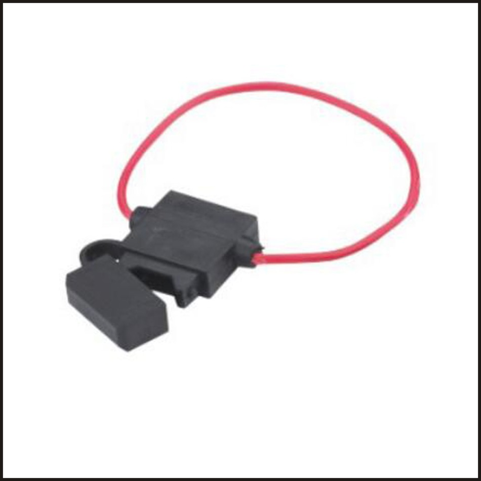 popular fuse box connectors buy cheap fuse box connectors lots male connector terminal plug connectors jacket auto plug socket female connector 2 pin connector fuse
