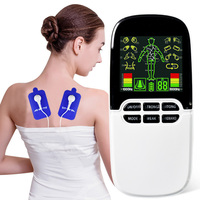 Health Care Tens Acupuncture Electric Therapy Massageador Machine Rhinitis Cure Pulse Body Slimmming Sculptor Massager Apparatus