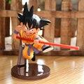 Dragon Ball Z el mejor en toda la tierra adolescente Sun Wukong Budokai infancia juguetes modelo muñeca PVC 16 CM modelo