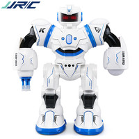 Smart Robot toy JJRC R3 2.4G RC Intelligent Combat Robot with Multi Control Mode Smart Fighting Companion Kids Toy Educational