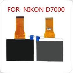 Oryginalny nowy ekran SLR dla NIKON D7000 wyświetlacz lcd z podświetleniem naprawa aparatu części darmowa wysyłka