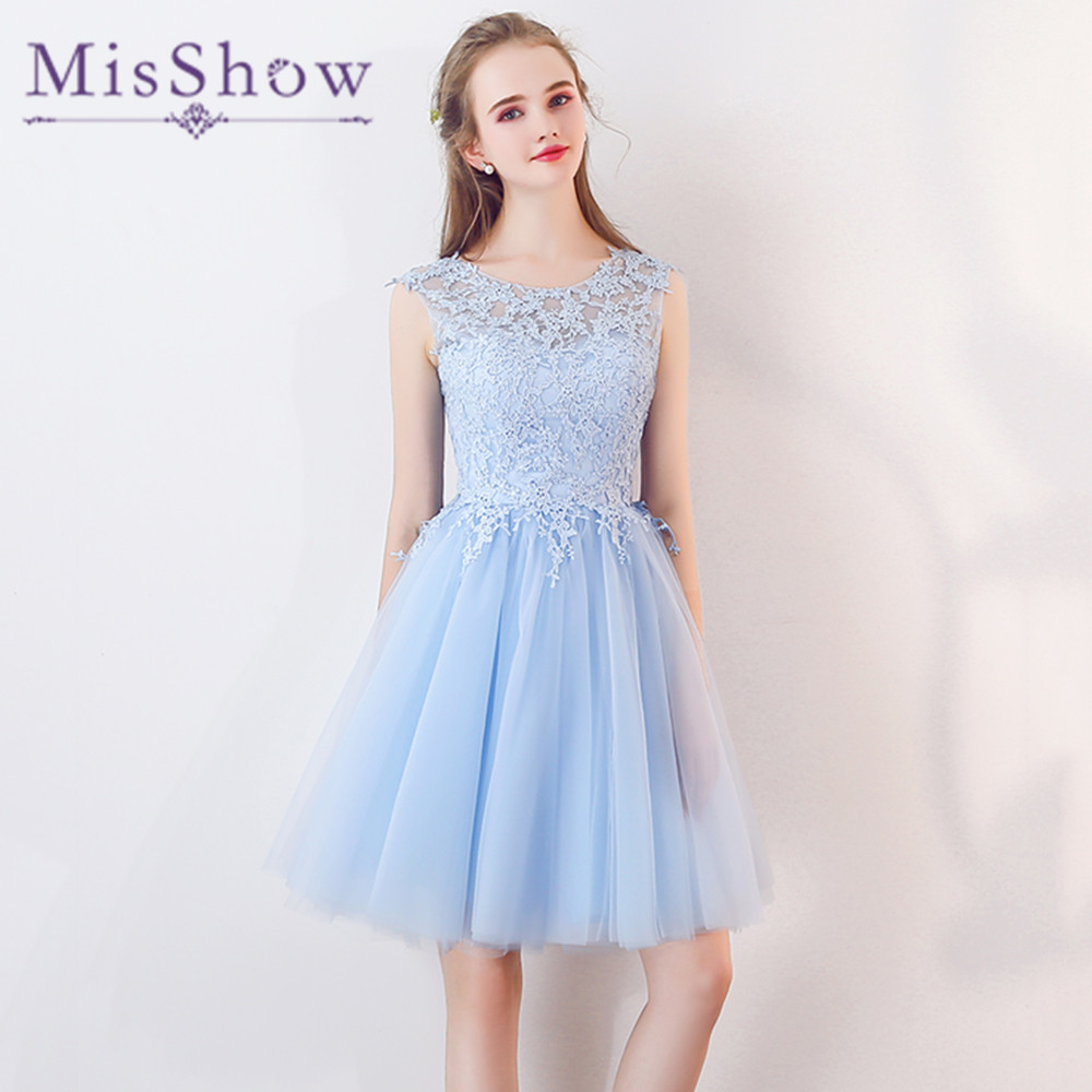 Women Wedding Short Open Back   Dresses   Tulle Sexy A Line Sleeveless Formal Wedding Guest Party   Bridesmaid     Dress