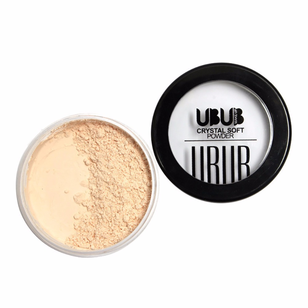 New Smooth Face Makeup Cosmetics Mineral Loose Powder Setting Ultra Light Perfecting Finishing Foundation Oil Control