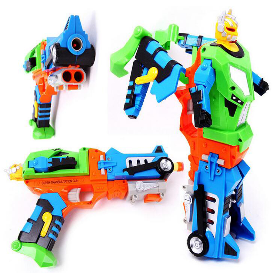 Boy Toy Gun Soft Bullet Shooting Pistol Deformable Toy Transformer-in Toy  Guns from Toys & Hobbies on Aliexpress.com | Alibaba Group