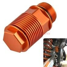 Nicecnc задний тормоз резервуар extender с Кепки для KTM 125 150 200 250 300 350 400 450 525 530 540 sxs SX SXF кроме XC XCF xcw SMR