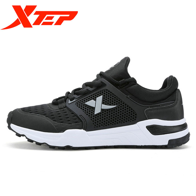 983119529261 XTEP для мужчин's Кроссовки Спортивная прогулочная спортивная обувь мужчин s спортивные кроссовки
