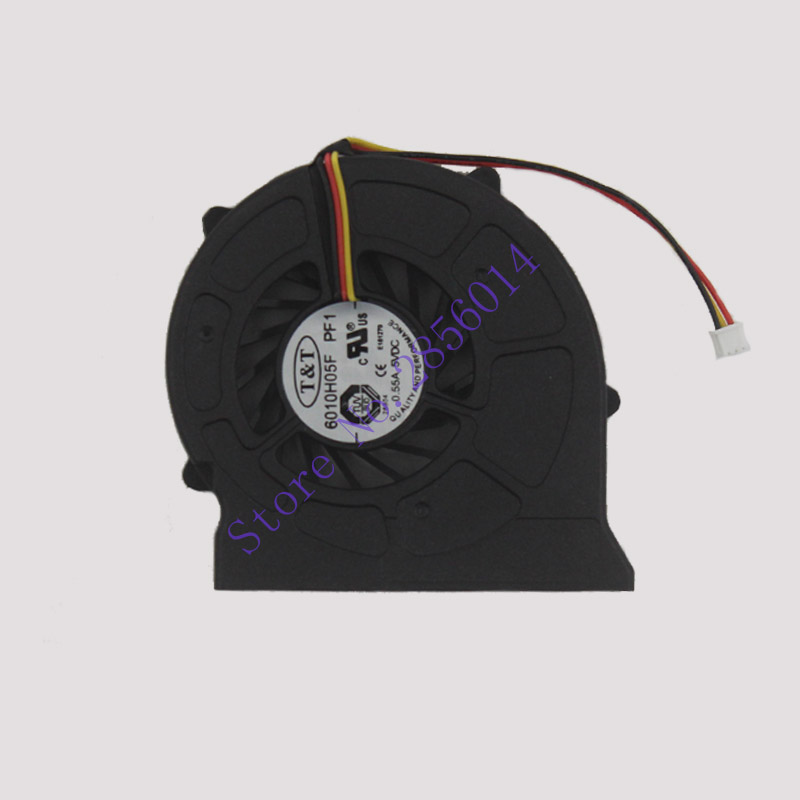 New for <font><b>MSI</b></font> CR420 CR420MX CR600 EX620 <font><b>CX620MX</b></font> CX420 CX600 T&T 6010H05F PF1 laptop CPU Cooling FAN image