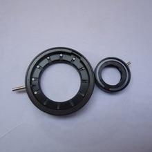 Best price 1.5-23 mm Amplifying Diameter Zoom Optical Iris Diaphragm Aperture Condenser 12 Blades for Digital Camera Microscope Adapter