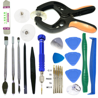 20in1 Phone Repairing Pry Tools Repair Disassemble Opening Tool Kit Plier Screwdrivers Set For IPhone 4
