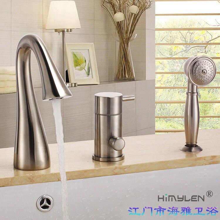 Himylen fabricant en gros de haute qualité fil dessin chutes 000796 baignoire robinet robinet