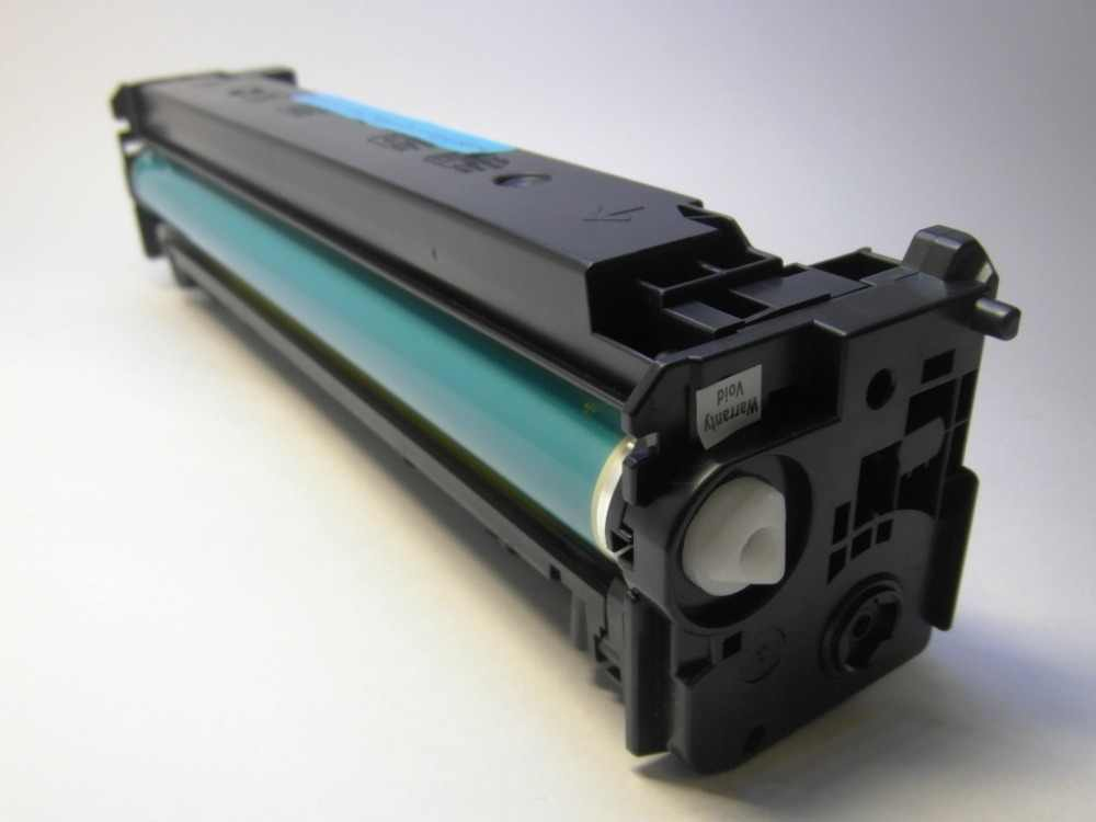 CC532A Cartridge untuk HP Color LaserJet CP2025/CM2320mfp (304a) kompatibel printer