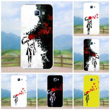 Banksy Graffiti Suicide Butterfly Gold London TPU Cases Capa Cover For Samsung Galaxy A3 A5 A7 J1 J2 J3 J5 J7 2015 2016 2017