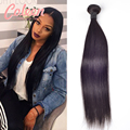 "7A Cheap Peruvian Virgin Hair 1 Bundle Peruvian Straight Virgin Hair 8""-28"" Peruvian Straight Hair Coleen Straight Human Hair"