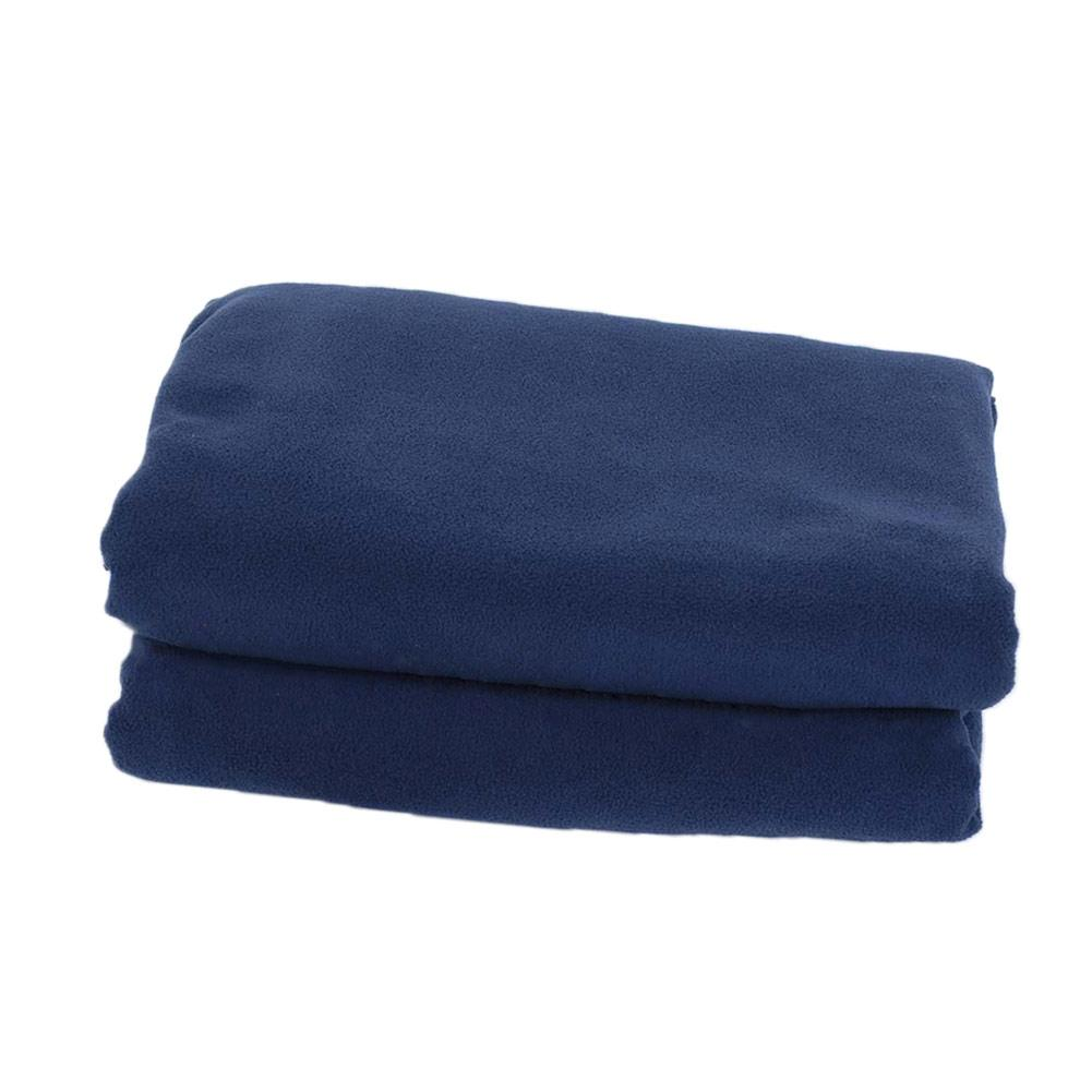 New Winter Hot Navy Blue Fleece 12v Car Constant Temperature Heating Blanket Electric Supplies In Travel Bed From Automobiles
