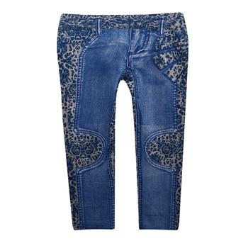 Color Blue Black 2018 New Fashion Jeans Womens Slim High Waist Elastic Skinny Denim Long Pencil Sexy Woman Jeans Camisa Feminina