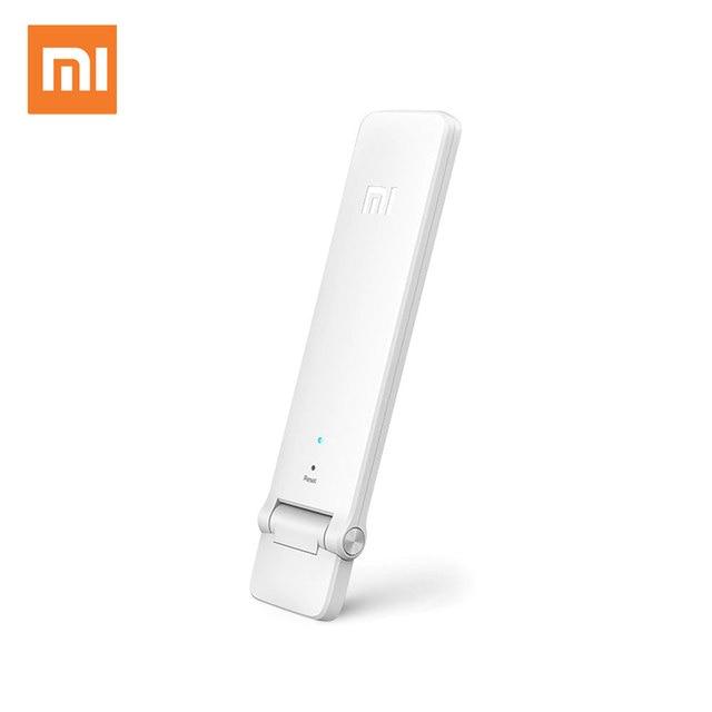 Xiaomi WI-FI Ретранслятор 2 Усилитель Extender 2 Универсальный Extende Repitidor Wi-Fi Extender 300 Мбит 802.11n Беспроводной WI-FI Сигнала