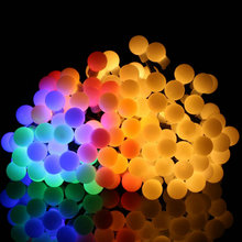 1 м-10 м светодиодная гирлянда, гирлянда с батарейным блоком, теплый белый/RGB, для рождества, праздника, свадьбы, украшения дома