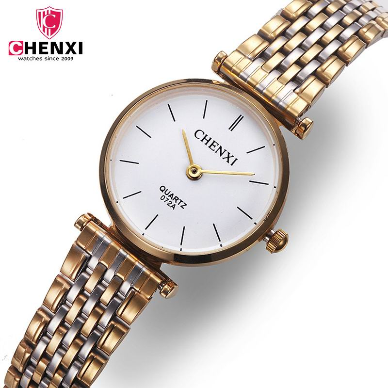 CHENXI Brand Women's Casual Waterproof Watch Quartz Ladies Watches Women Clock Famous fashion Dress wristwatch relogio feminino босова л информатика и икт раб тетр для 7 кл