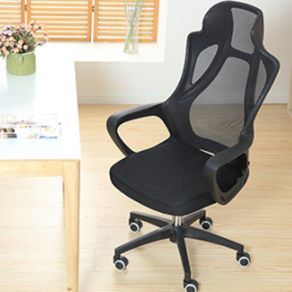 Sponge Electric Chair Game Chair European High Archives Computer Chair Ergonomic To Work In An Office Chair Rotating Mesh Chair the silver chair