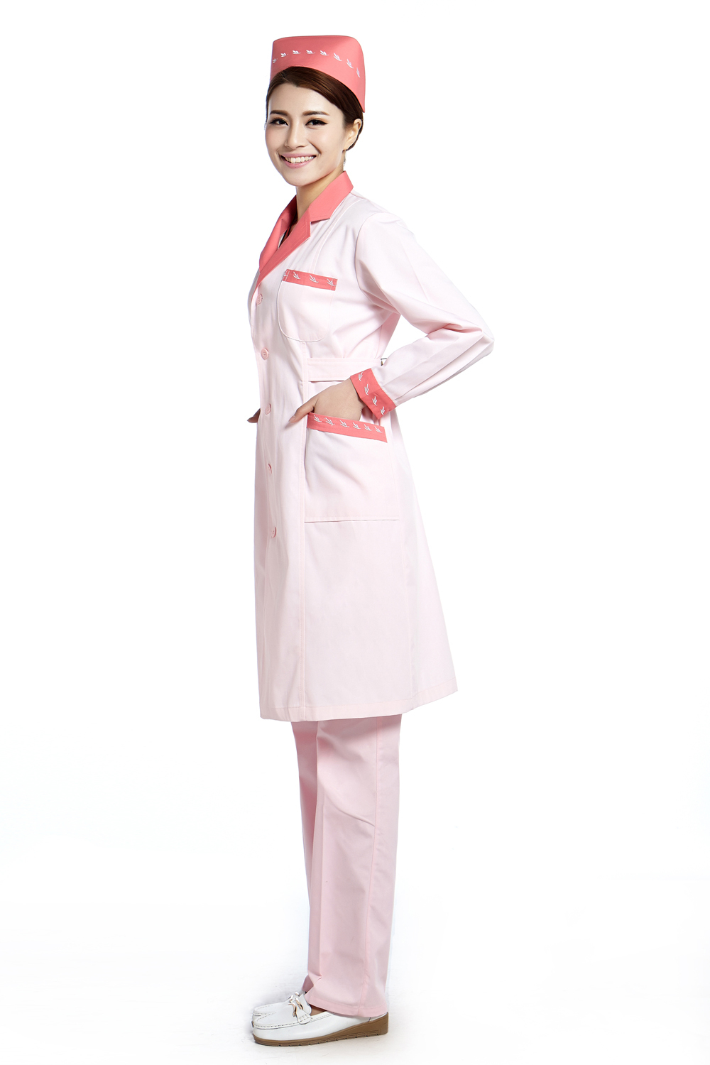 Popular cotton scrubs uniforms buy cheap cotton scrubs for Spa uniform indonesia