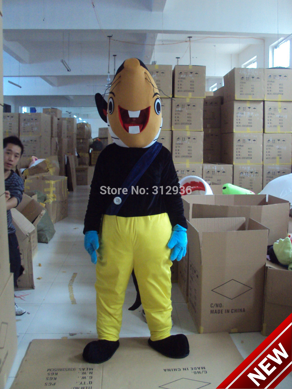 2018 nouvelle livraison gratuite souris souris mascotte Costume dessin animé personnage Costume mascotte Cosplay produits personnalisés personnalisés