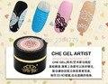 12 Colors 3D Soak Off Nail Art LED UV Gel Builder Manicure Relief Design Decoration Tools