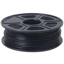 3D Printer Filament 1kg/2.2lb 1.75mm ABS Plastic for RepRap Mendel black