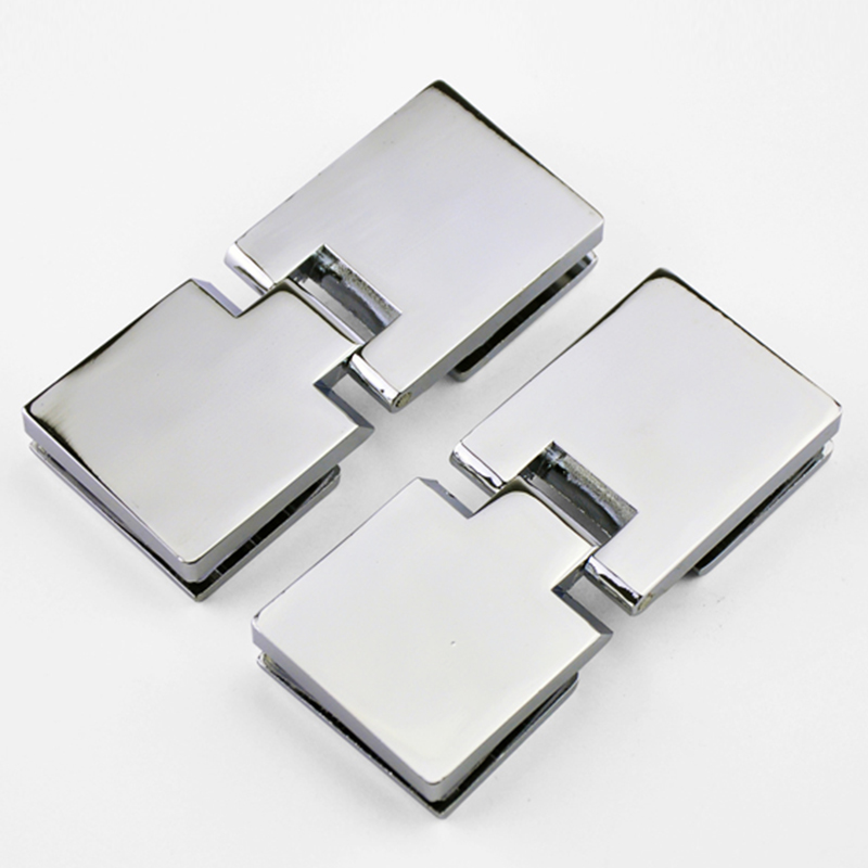1set zinc alloy glass door hinge singledouble hinges installation 1set zinc alloy glass door hinge singledouble hinges installation hole cabinet door glass hinge glass clip for 5 8mm thickn in cabinet hinges from home planetlyrics