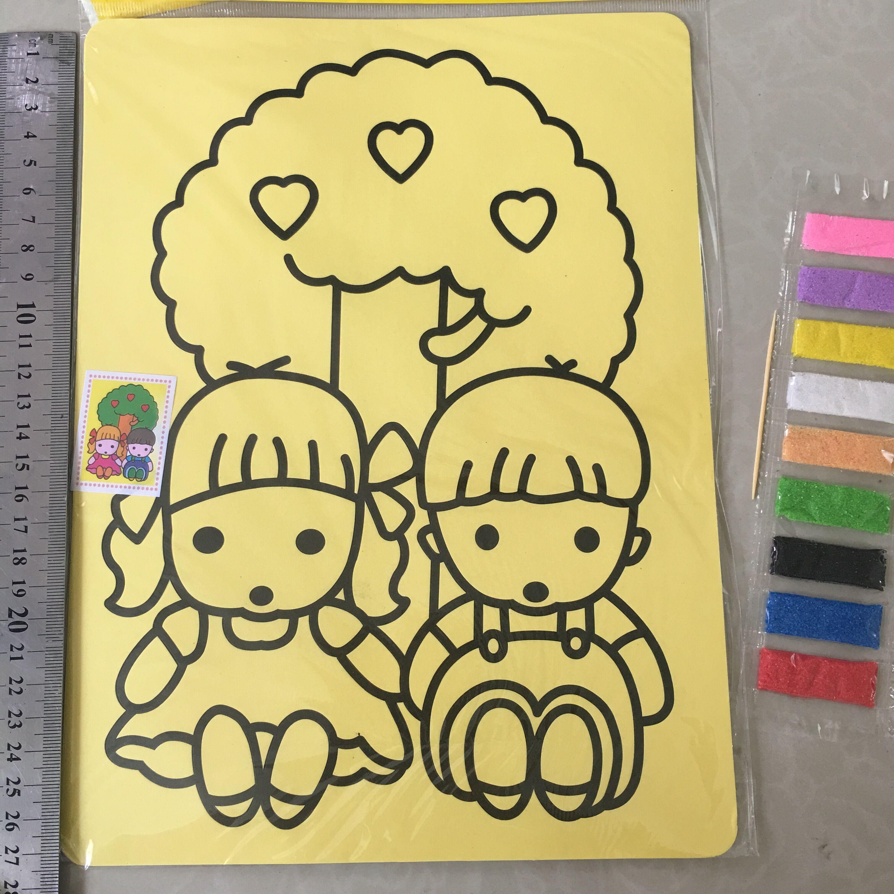 Aliexpress Buy 1PCS 27X21CM Children Kids Drawing Toys Sand