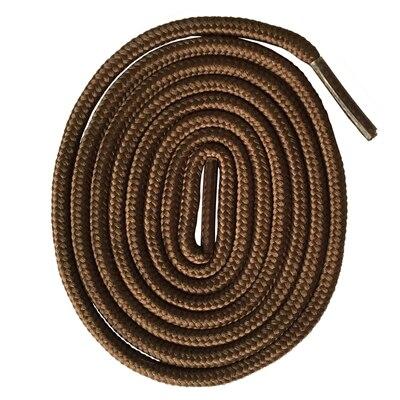 200 см очень длинные круглые шнурки Шнуры Веревки для ботинок martin спортивная обувь - Цвет: 4 brown