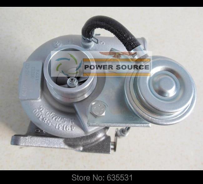 TD03 49131-05210 49S31-05210 71789727 71993636 6U3Q-6K682-AE Turbo For Ford C-MAX Fiesta VI 1.6L Jumper For Peugeot Boxer 3 2.2L джинсы bikkembergs c q 61b fj s b093 033b