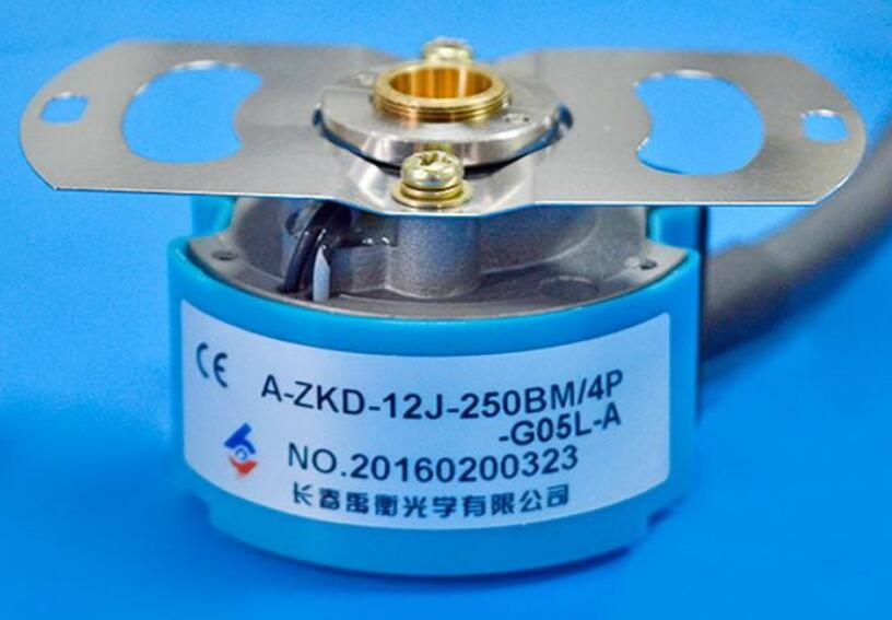 The original authentic Changchun Yu Heng servo rotary encoder A-ZKD-12J-250BM / 4P-G05L-A spotThe original authentic Changchun Yu Heng servo rotary encoder A-ZKD-12J-250BM / 4P-G05L-A spot