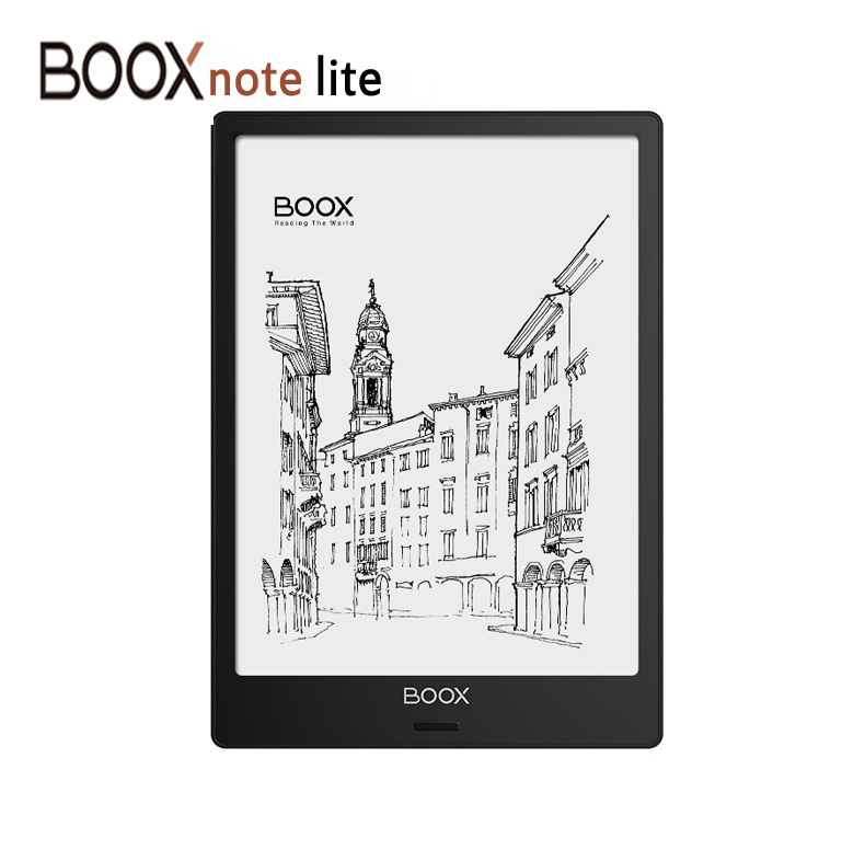 "New Model BOOX Note Lite eBook Reader Android 6.0 32GB/2G e Reader 10.3"" E Ink Carta Flexible Screen With Mic WIFI Bluetooth 4.1-in eBook Reader from Consumer Electronics    1"