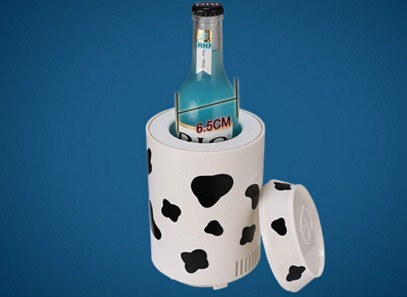 Mini Kühlschrank Für 1l Flaschen : Tragbare mini usb kühlschrank kühler dc v reise kühlschrank