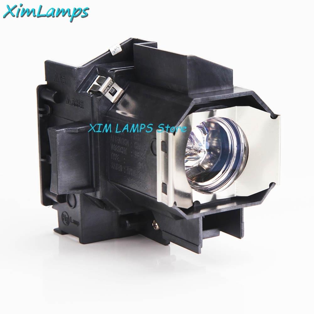 180 dasy гарантии замена лампы проектора ELPLP39/V13H010L39 с Корпус для EPSON EMP TW1000 EMP TW2000 EMP TW700 EMP tw980