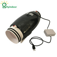 Power Tools Fresh Air Blower Commercial Office Inline Silent Fan