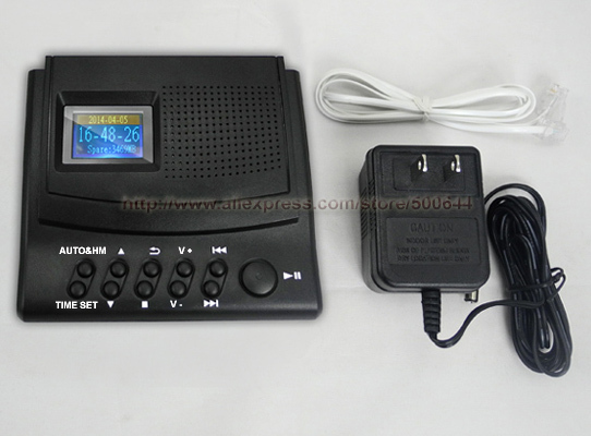 New Telephone Phone Recording Box & 10 Sets/Lot DHL/UPS/FEDEX/EMS Free Shipping dhl ems 2 sets 1pc new turck bi2 eg08 rp6x