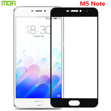 Meizu M5 Observe Glass Tempered Unique MOFi Full Cowl Protecting Movie Display screen Protector for Meizu M5 Observe Tempered Glass Movie