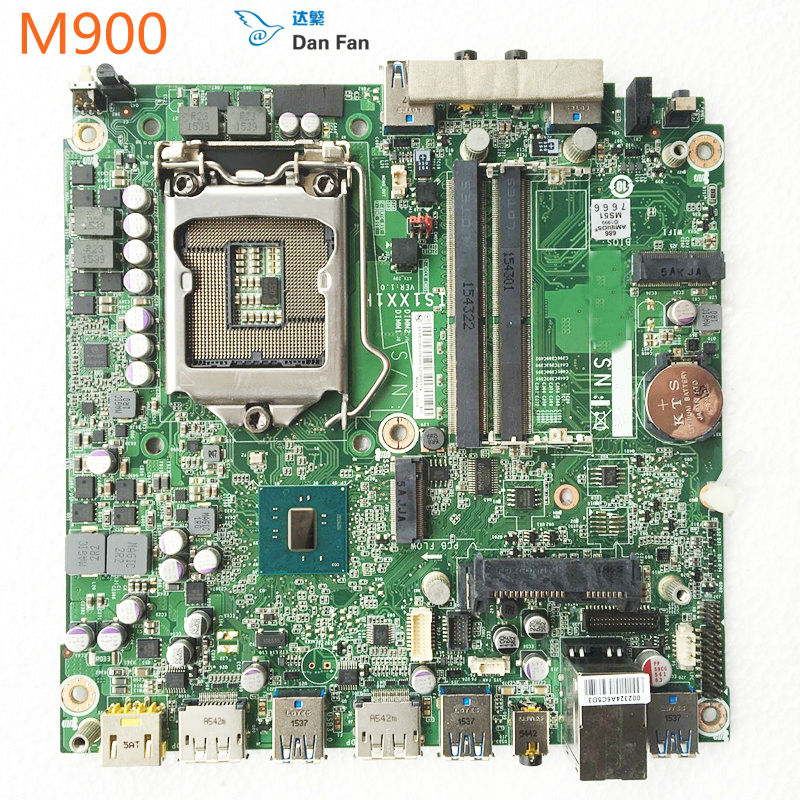 IS1XX1H For Lenovo ThinkCentre M900 Tiny AIO Motherboard Mainboard 100%tested Fully Work